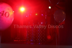 Christmas Disco Woodley