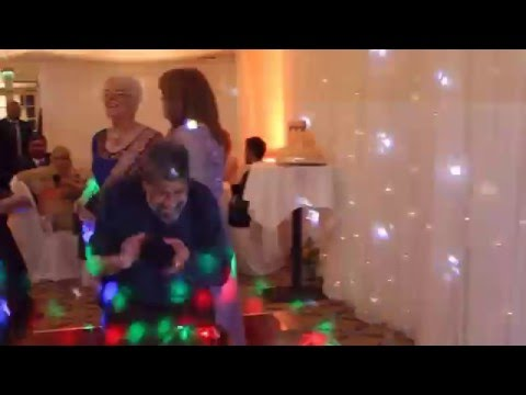 Wedding guest dance moves Video