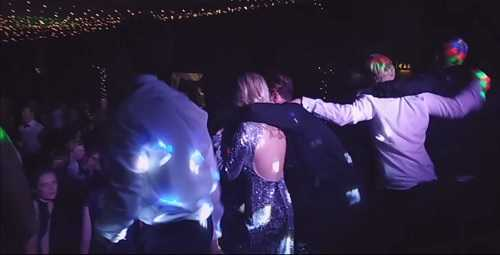 Pangbourne College PPA Ball Disco Video